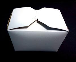 Photo: Mini Caixa (28) - Protótipo sem impressão (detalhes no fechamento).
