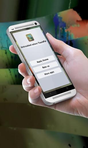 安らかな自然 TouchPal
