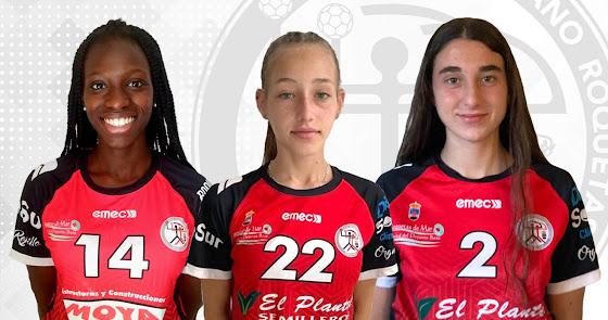 Laura Biepar, María Beltrán y Azahara Artero, convocadas con las selecciones