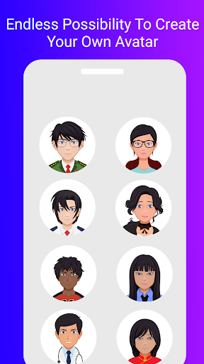 Profile Avatar Maker 1.1 screenshots 3