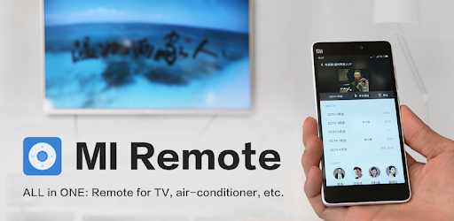 Mi Remote controller - for TV, STB, AC and more - Apps on