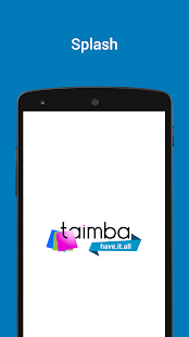 Taimba- screenshot thumbnail