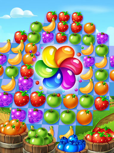 Farm Fruit Pop: Party Time  screenshots 3