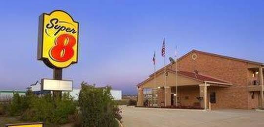 Super 8 Motel - Pleasanton
