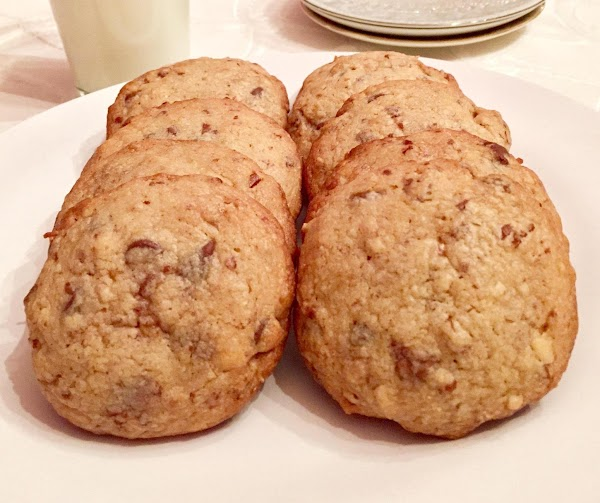 Nor's Ultimate Chocolate Chip Toffee Cookies Recipe