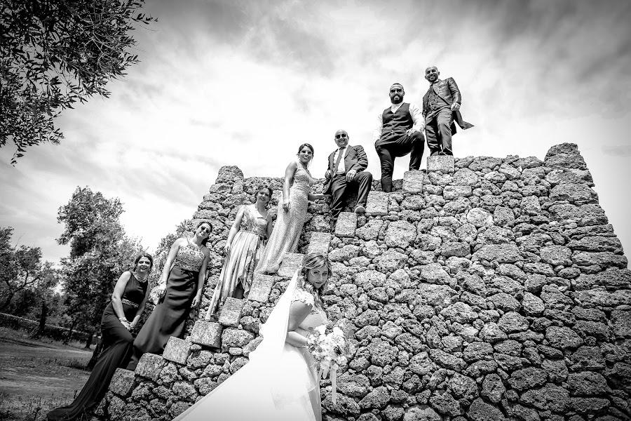 Vestuvių fotografas Alessandro Spagnolo (fotospagnolonovo). Nuotrauka 24.06.2019