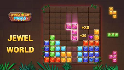 Block Puzzle - Jewels World painmod.com screenshots 22