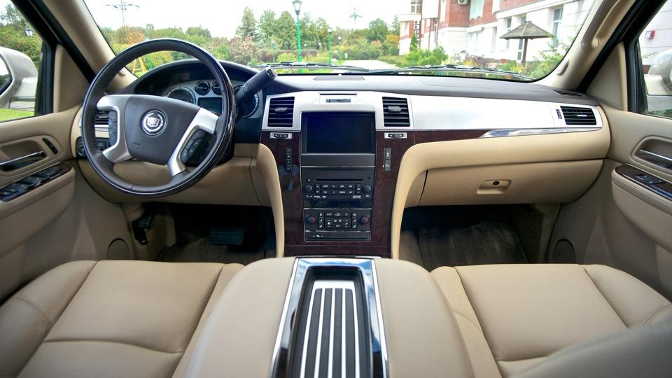 Cadillac Escalade в Нижнем Новгороде