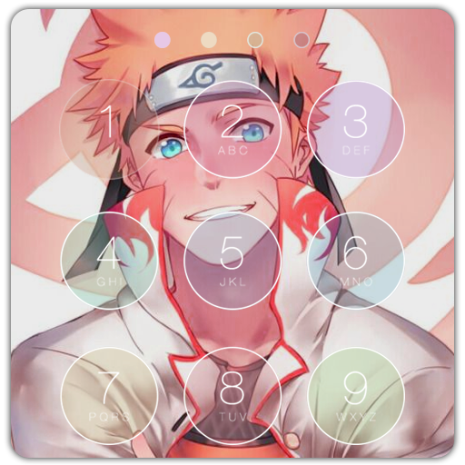 Anime Lock Screen HD app (apk) free download for Android/PC/Windows