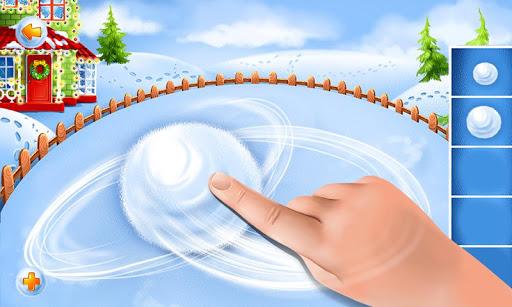 冬季遊戲:你自己的雪人!