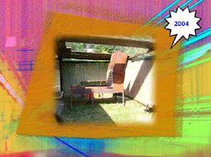 Photo: Sagra 2004 - Preparativi della sagra - la graticola - Foto 4 di 13