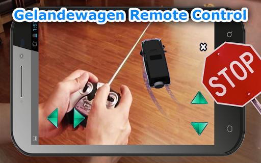 Gelandewagen Remote Control