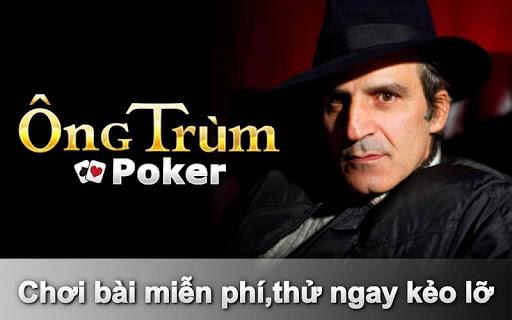 Ông trùm Poker - Game danh bai