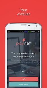 Paynet Wallet - náhled
