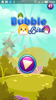 Bubble Bird Puzzle
