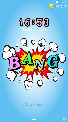 Big Bang-iDo Lock screen