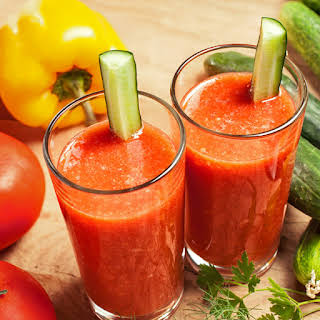 Tomato Juice Smoothie Recipes.