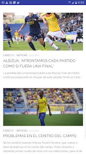 Noticias Cadistas - náhled