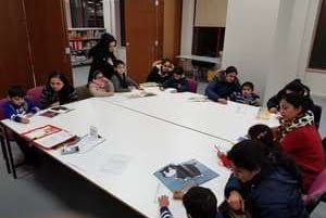 Harrow Library Kiddies workshop