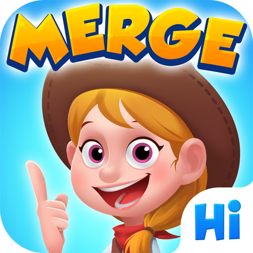 Hi Farm: Merge Fun