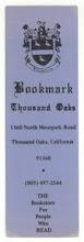 Photo: Bookmark