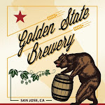 Logo for Golden State Brewery