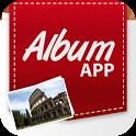 Album App HD icon