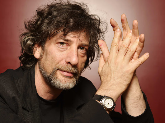 Five Fun Facts: Neil Gaiman