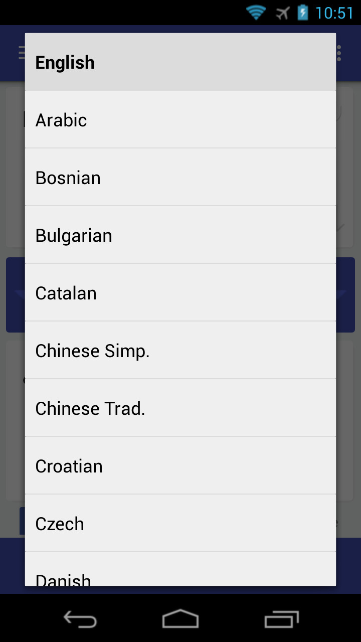 Translate Screenshot 4