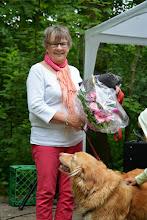 Photo: Helen Lyngaa fik Fællesrådets pris