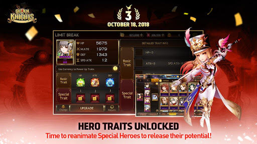Seven Knights 4.7.10 Cheat screenshots 5
