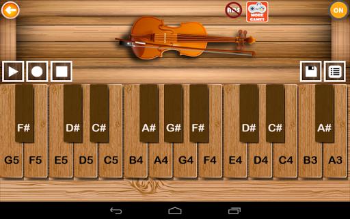 Professional Violin 3.0.1 screenshots 7