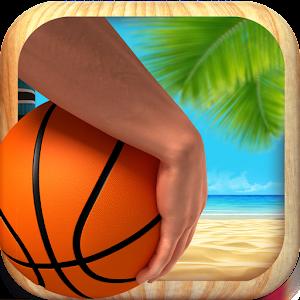 Beach Basketball Shooting King for PC and MAC