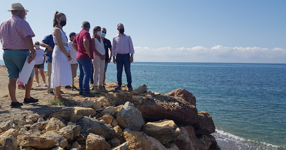 """""""El Gobierno debe tomar conciencia de la situación de la playa de Balerma"""""""