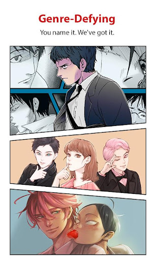 Lezhin Comics - Daily Releases for PC