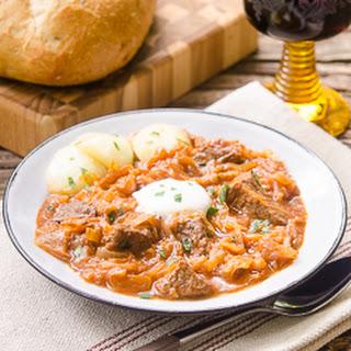 German Beef Goulash Recipes