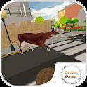 vache simulateur 3D icon