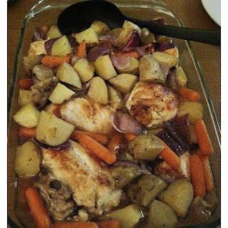 Gourmet Chicken Casserole
