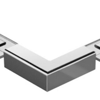 Raccord pour profilé d'angle extérieur DécoDesign