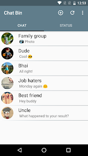 Chat Bin (Recover deleted chat) Apk Download for Android 2