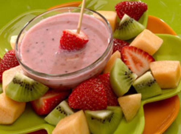 Fruit Dip Recipe