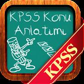 KPSS Konu Anlatımı