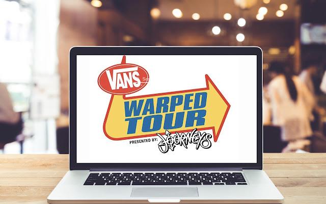 Vans Warped Tour HD Wallpapers Music Theme
