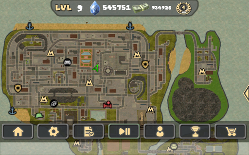 Rope Hero: Vice Town 2.2 screenshots 4