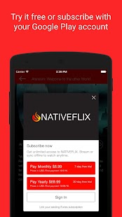 NATIVEFLIX- screenshot thumbnail
