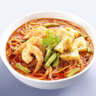 Penang Hawker Food - Penang Curry Noodle