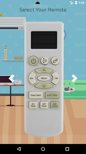 AC Remote for Samsung - NOW FREE - náhled