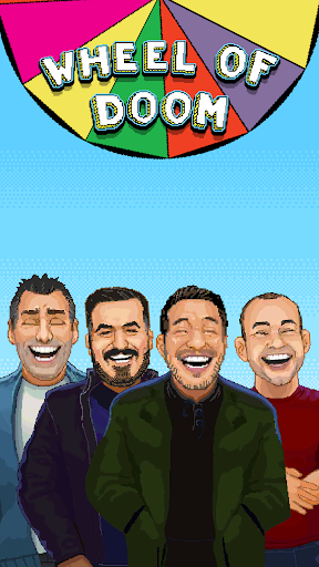 truTV Impractical Jokers Wheel of Doom - screenshot