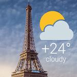Paris Weather Live Wallpaper 1.04