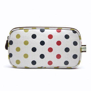 Polka Mainline Makeup Bag